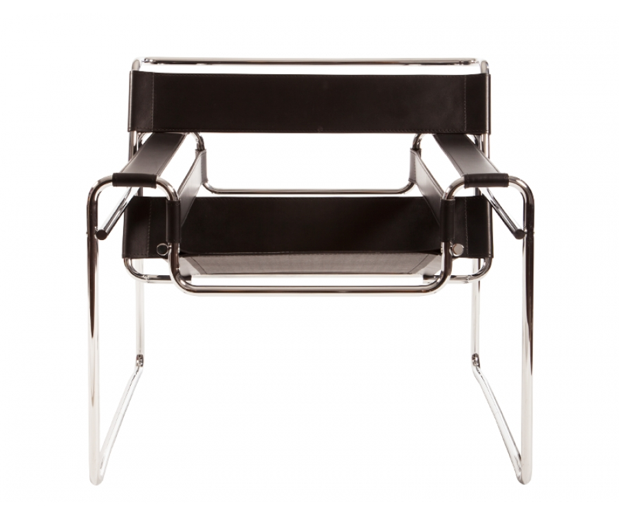 i i marcel breuer wassily chair 599 made in italy. Black Bedroom Furniture Sets. Home Design Ideas